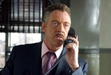 J.K. Simmons as J. Jonah Jameson in Spider-Man 2.