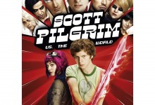 Scott Pilgrim DVD Packshot