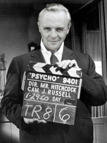 ... as the man to don the suit of The Master of Suspense in Alfred Hitchcock ...
