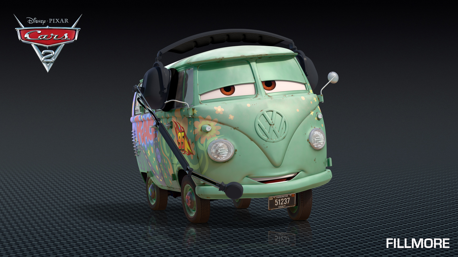 Cars 2 Characters Images Descriptions Revealed Lightning Mcqueen 3d Turnaround Video Heyuguys