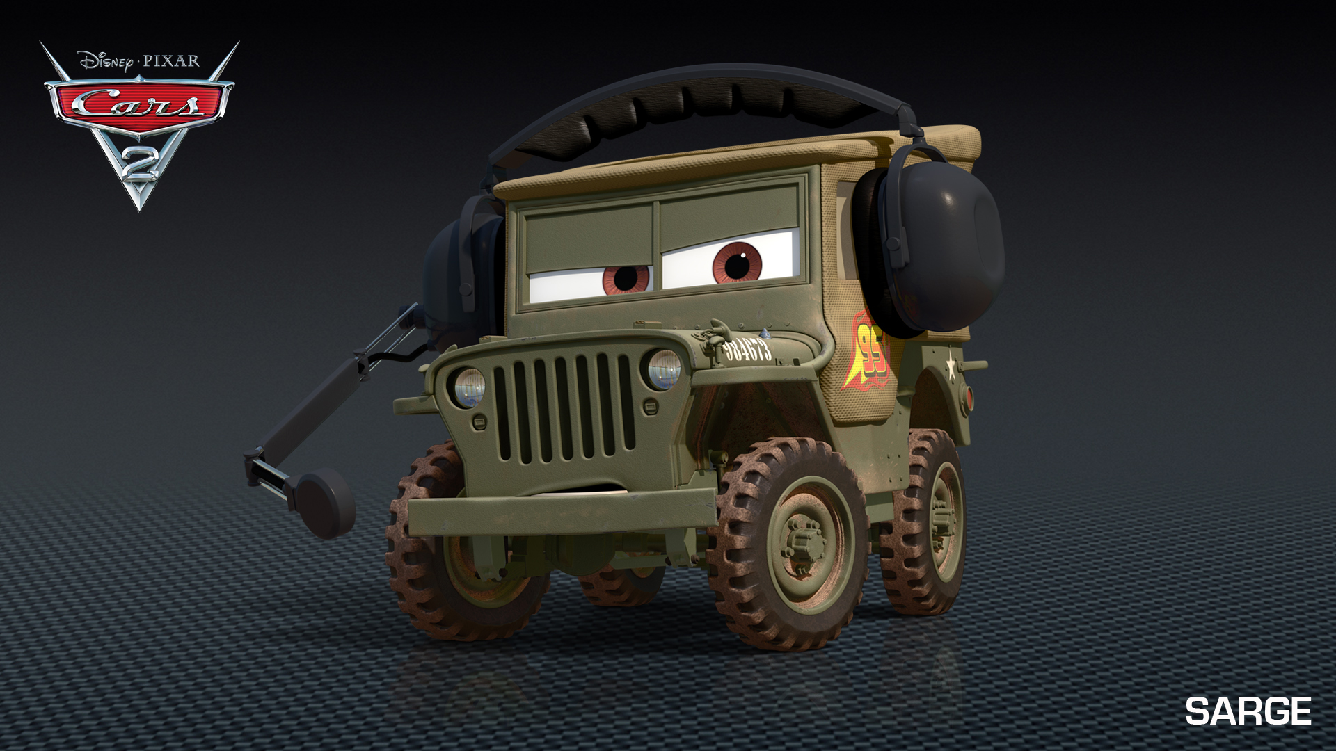 Characters In Cars: Cars 2 Characters Images & Descriptions Revealed