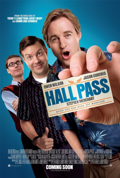 tyler hoechlin in hall pass. Trailer for Hall Pass