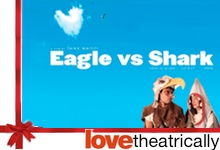 love theatrically eagel vs shark