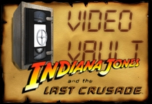 video vault indy last crusade