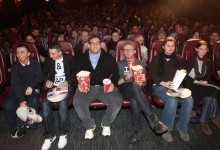 Paul VIP UK Screening
