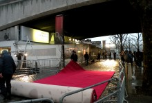 Red Carpet Preparations