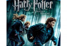 Harry Potter and the Deathly Hallows Part 1 - Blu-ray Front Cover