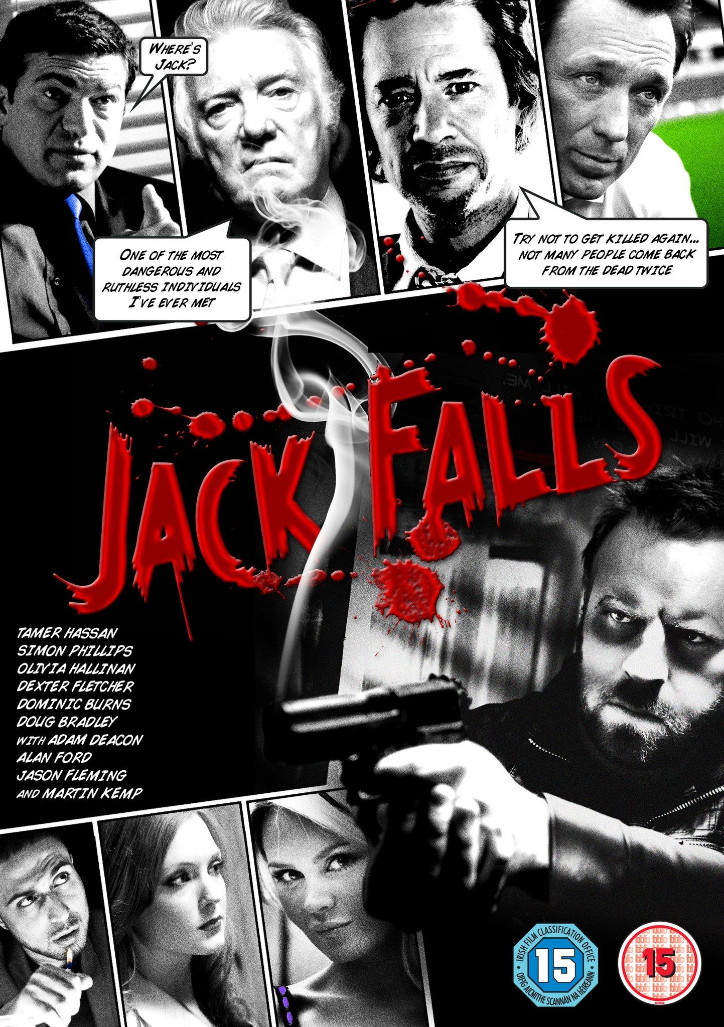 Jack Falls movie