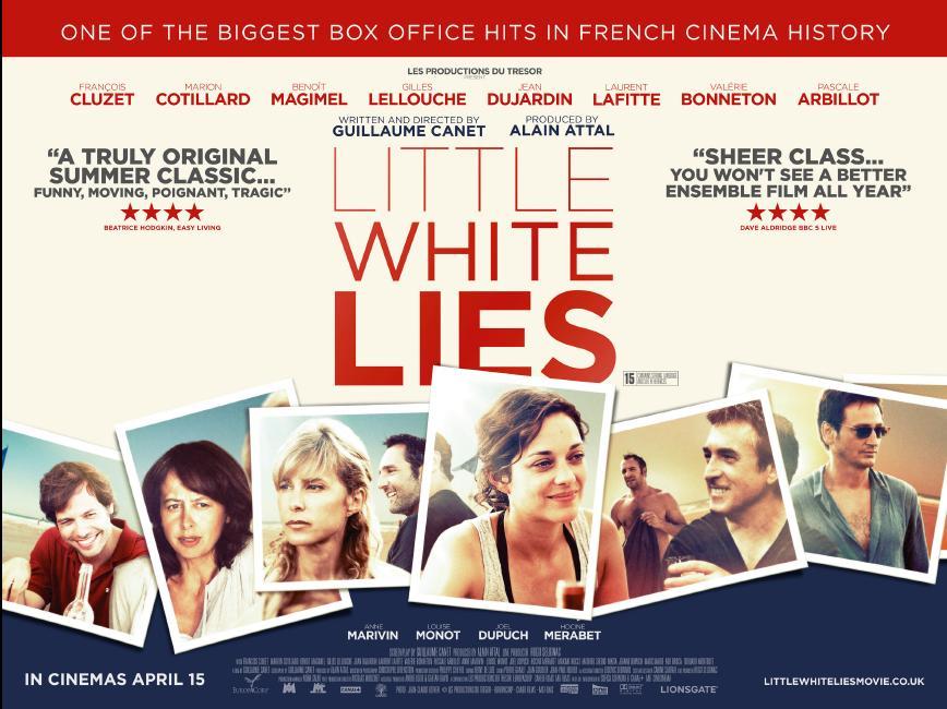 Xem Phim Lời Nói Dối Vô Hại - Little White Lies - Wallpaper Full HD - Hình nền lớn