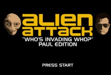 Paul Alien Attack