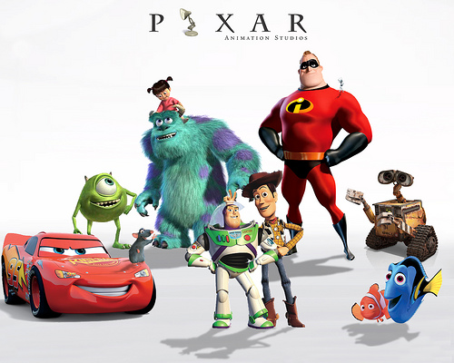 pixar. That studio is Pixar!
