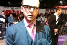 Simon Pegg - Paul World Premiere