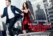 The Adjustment Bureau UK Poster