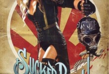 Sucker Punch Retro - Poster - Abbie Cornish as Sweet Pea