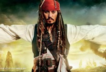 Pirates of the Caribbean 4 Banner