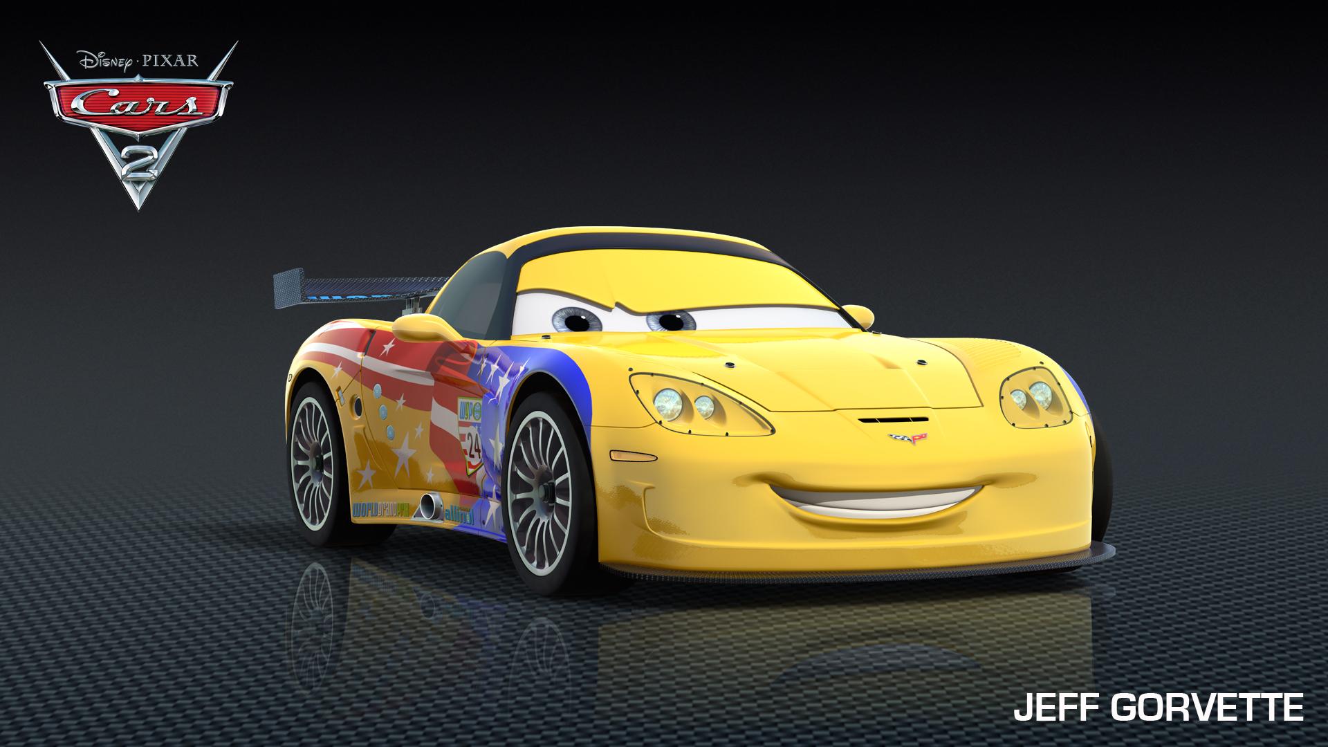 cars 2 jeff gorvette cameo corvetteforum. Black Bedroom Furniture Sets. Home Design Ideas