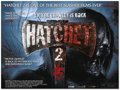 Hatchet 2 Review - HeyUGuys