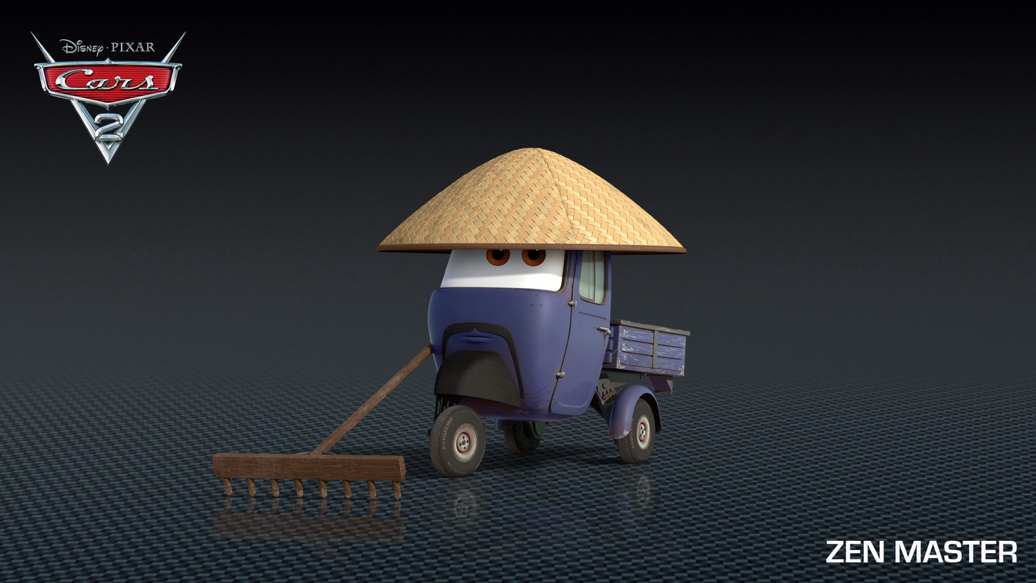 Pixar Release the Japanese Cars 2 Contingent in a New ...