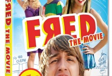 FRED 3D DVD Packshot