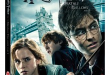 Harry Potter BD Packshot