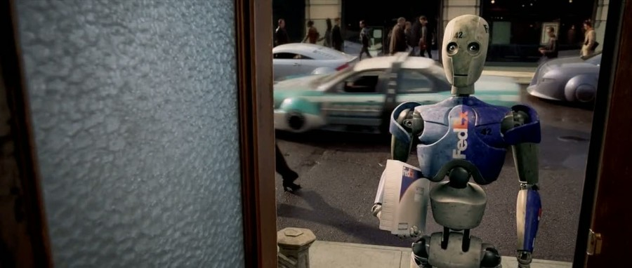essay on robots in film The department of homeland security has embraced modern technology like the use of robots to be able to effectivelysample essay paper on robots.