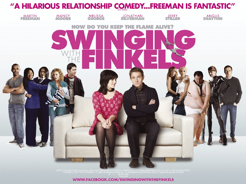 Feature movie about swinging