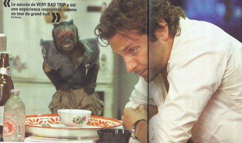 hangover 2 monkey. from The Hangover 2