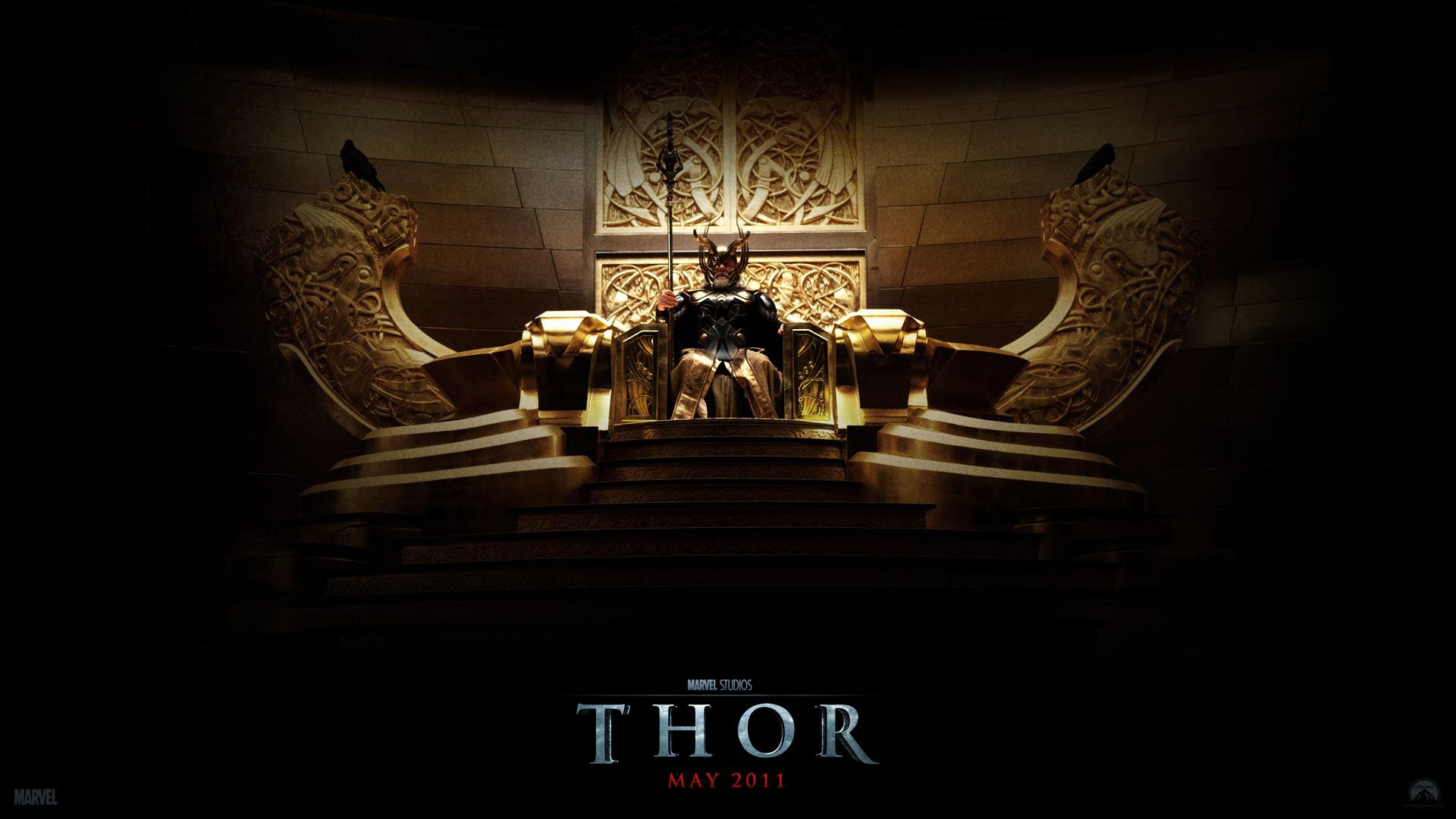Heimdal Hd Wallpaper: Official Thor Desktop Backgrounds