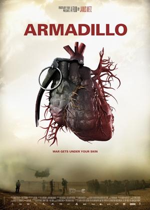 Armadillo - Wojna Jest W Nas / Armadillo (2010) PL.BRRip.XviD-P4P4J/ LEKTOR PL