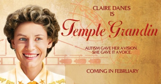 a review of remple grandin a movie produced by hbo films A biopic of temple grandin, an autistic woman who has become one of top   production values, every sight and every sound in hbo's temple grandin is.