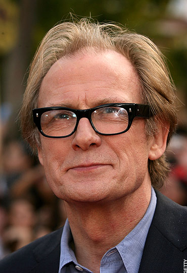 bill nighy christmas