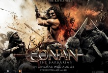 Conan the Barbarian UK Poster