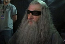 Gandalf (Ian McKellen) Goes 3d