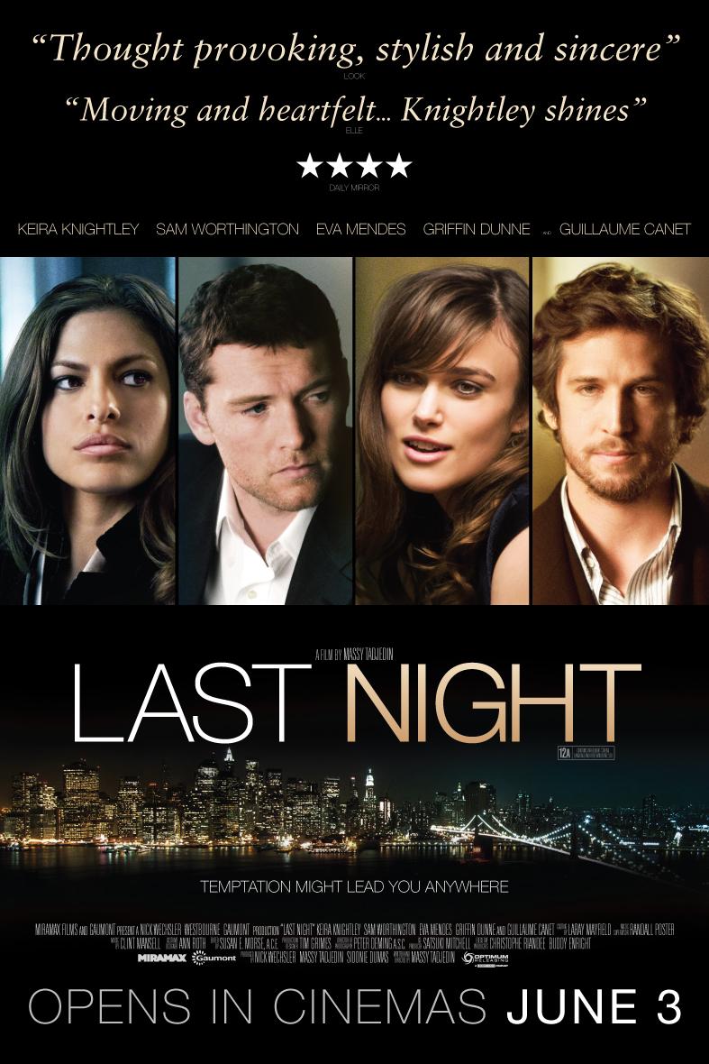Đêm Tình Cuối - Last Night