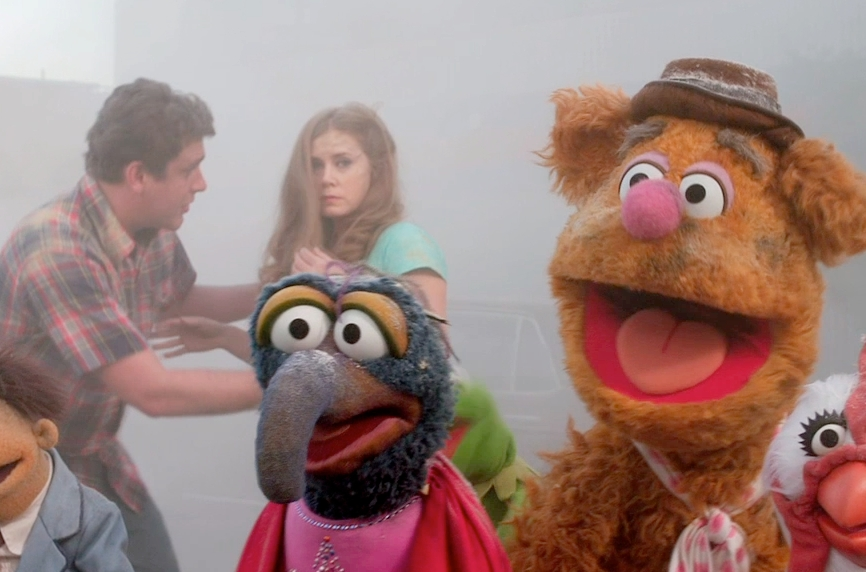 muppets fuzzy pack