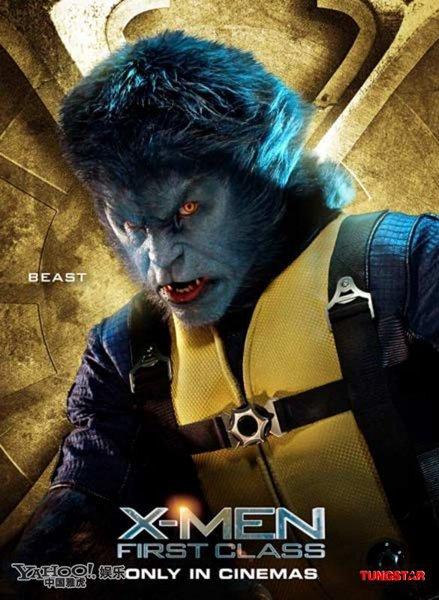 X Men First Class Beast X-Men - Beast - HeyUGu...