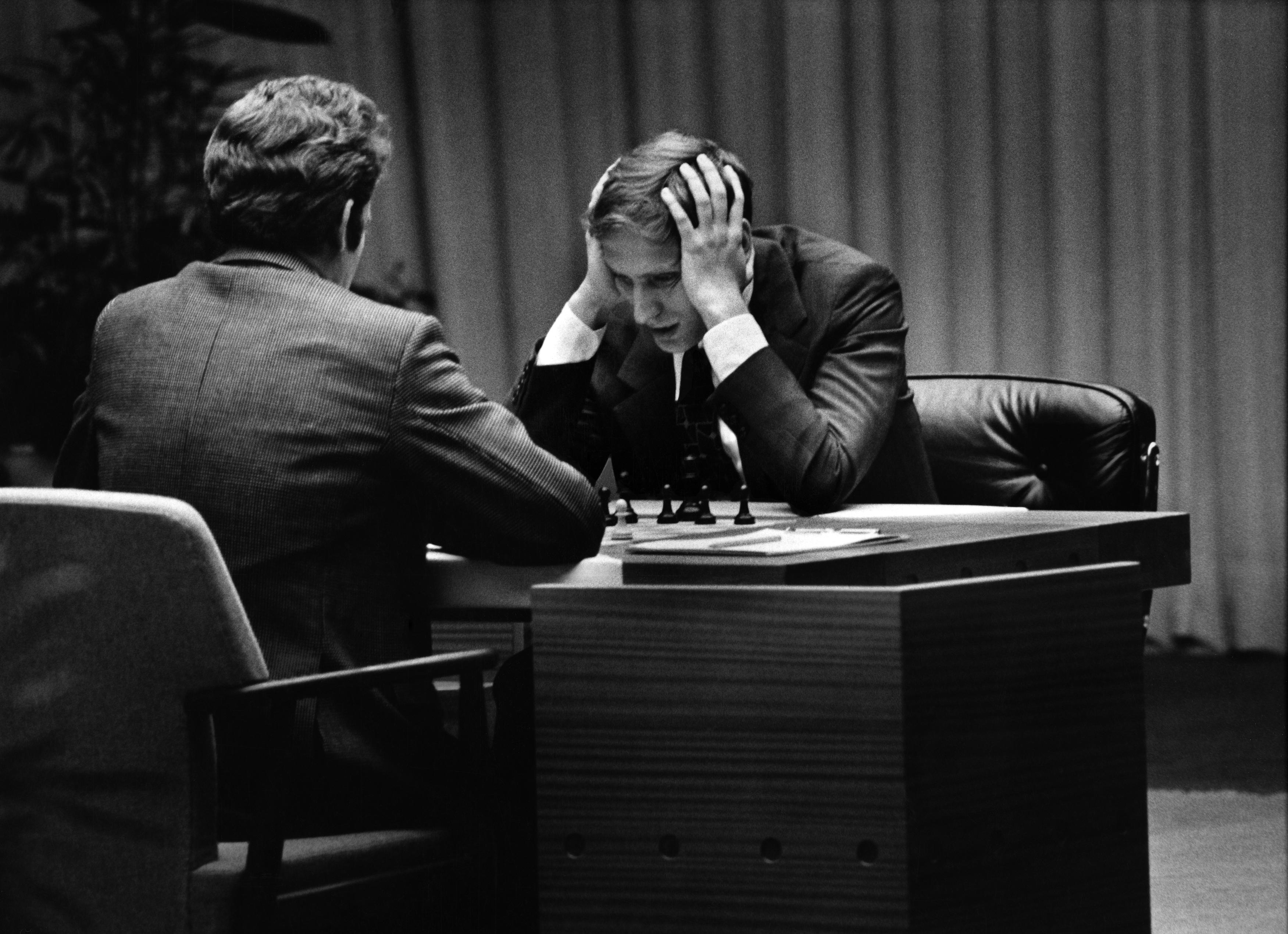 Bobby Fischer Against the World, dirigida por Liz Garbus
