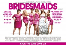 Bridesmaids UK Poster