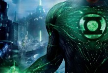 Green Lantern UK Poster - Hal No Mask
