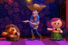 Toy Story Hawaiian Vacation