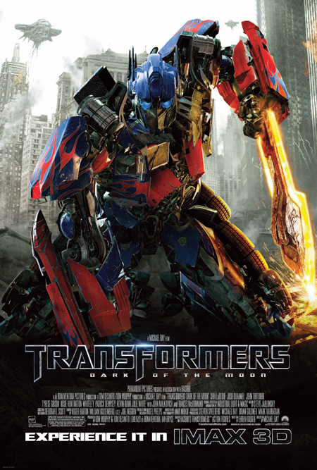 new transformers dark of the moon poster. Another Transformers: Dark of