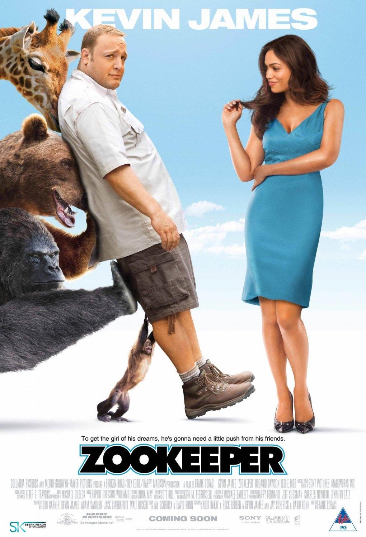 Zookeeper Poster - HeyUGuys