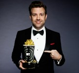 MTV Awards 2011 - Jason Sudeikis Trophy