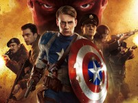 Captain America UK Poster