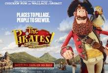 The Pirates! In an Adventure with Scientists UK Poster