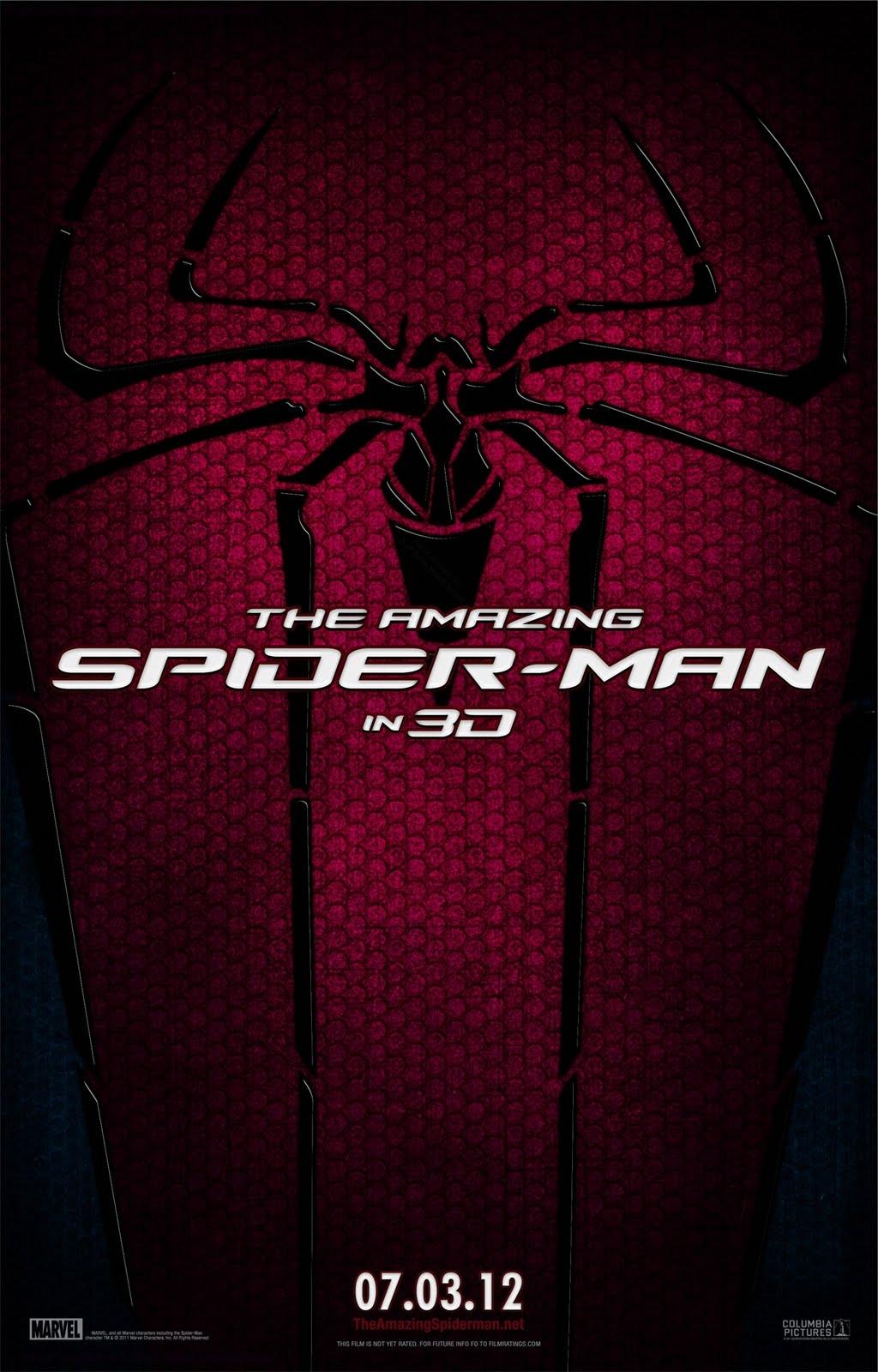 The Amazing Spider Man Gets A New International Poster Heyuguys