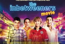 The Inbetweeners UK Movie Poster