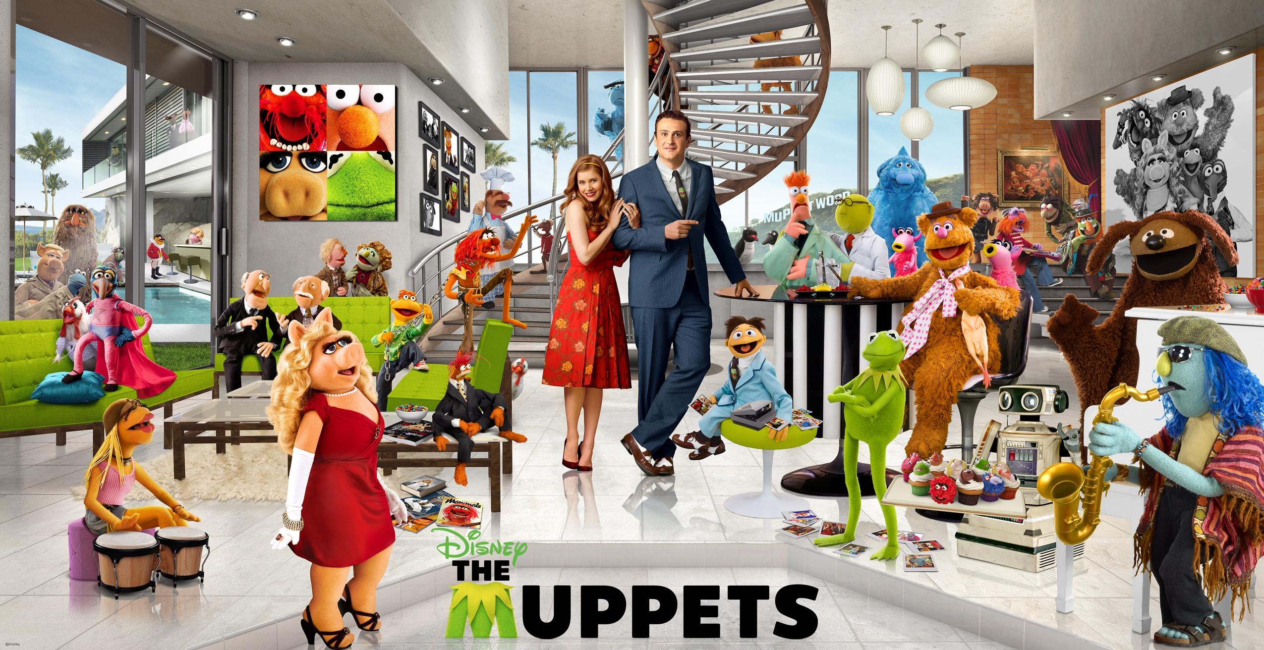 [Disney] Les Muppets, le Retour (2011) - Page 3 The-Muppets-poster-2