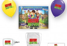 Horrid Henry Goodie Bag Competition