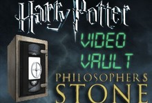video vault potter philosophers stone